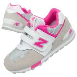 Buty Dziecięce Sportowe Buty New Balance [IV574FNG]