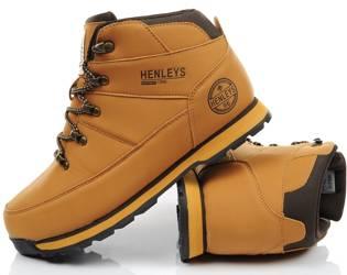 Buty HENLEYS Oakland [239 HONEY]
