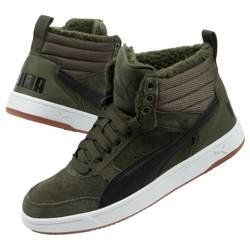 Buty Młodzieżowe PUMA Rebound Street SD FUR PS [367868 02]