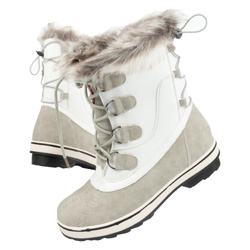 Buty Śniegowce Geographical Norway [SOPHIA WHITE]