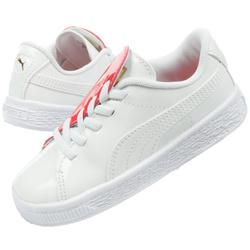 Buty Sportowe Dziecięce Puma Basket Crush Patent Baby [369676 01]