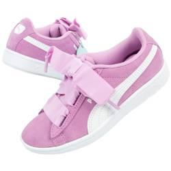 Buty dziecięce PUMA Vikky Ribbon AC PS [367641 02]