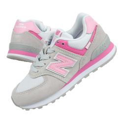 Buty dziecięce sportowe New Balance [PC574SA2]