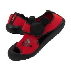 Buty sandały Adidas [F35863] Mickey