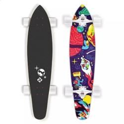 Deskorolka Street Surfing Kicktail Longboard 36''