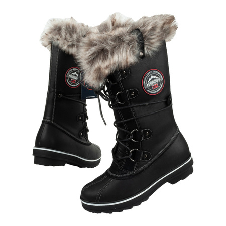 Buty Śniegowce Geographical Norway [CECILIA BLACK]