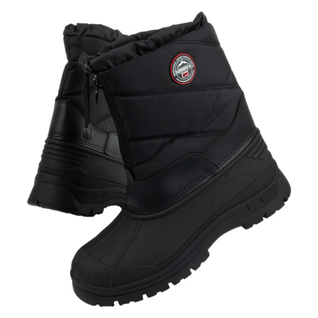 Buty Śniegowce Geographical Norway [NILS BLACK]