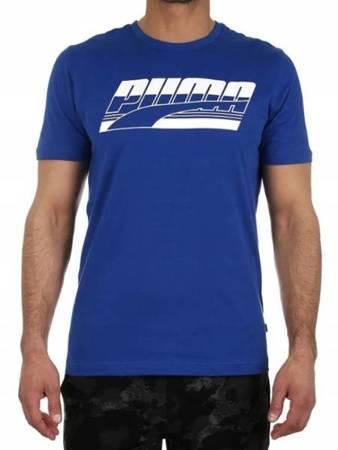 Koszulka Sportowa PUMA T-SHIRT REBEL TEE BLACK [854214 29]